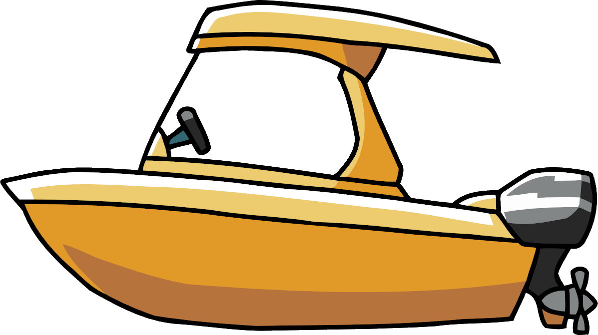 1197x671 Power Boat Scribblenauts Wiki Fandom Powered By Wikia