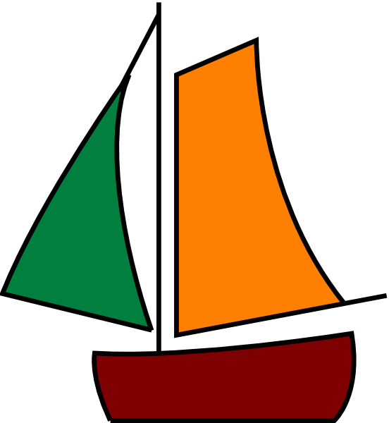 552x600 Collection Of Boat Sailing Clipart High Quality, Free