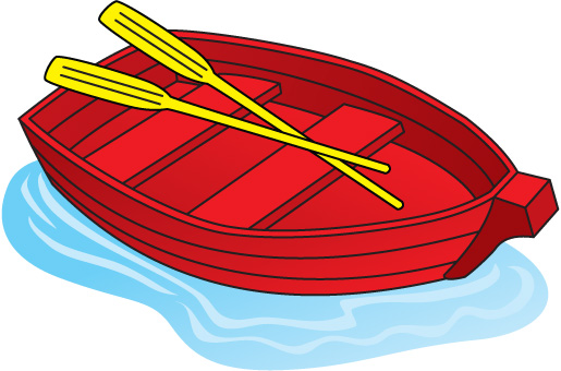 515x340 Collection Of Row Boat Clipart Png High Quality, Free