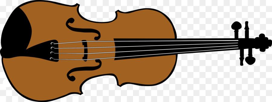 900x340 Violin Black And White Fiddle Clip Art