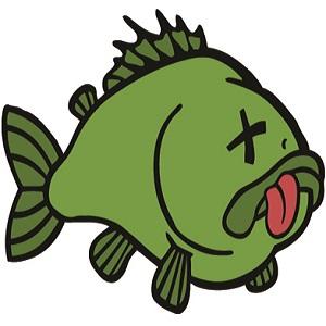 300x300 Dead Fish Clipart Amp Dead Fish Clip Art Images