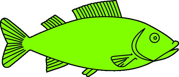 600x261 61 Fish Clipart Clipart Fans