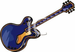 300x209 Bass Guitar Clip Art Clipart Panda