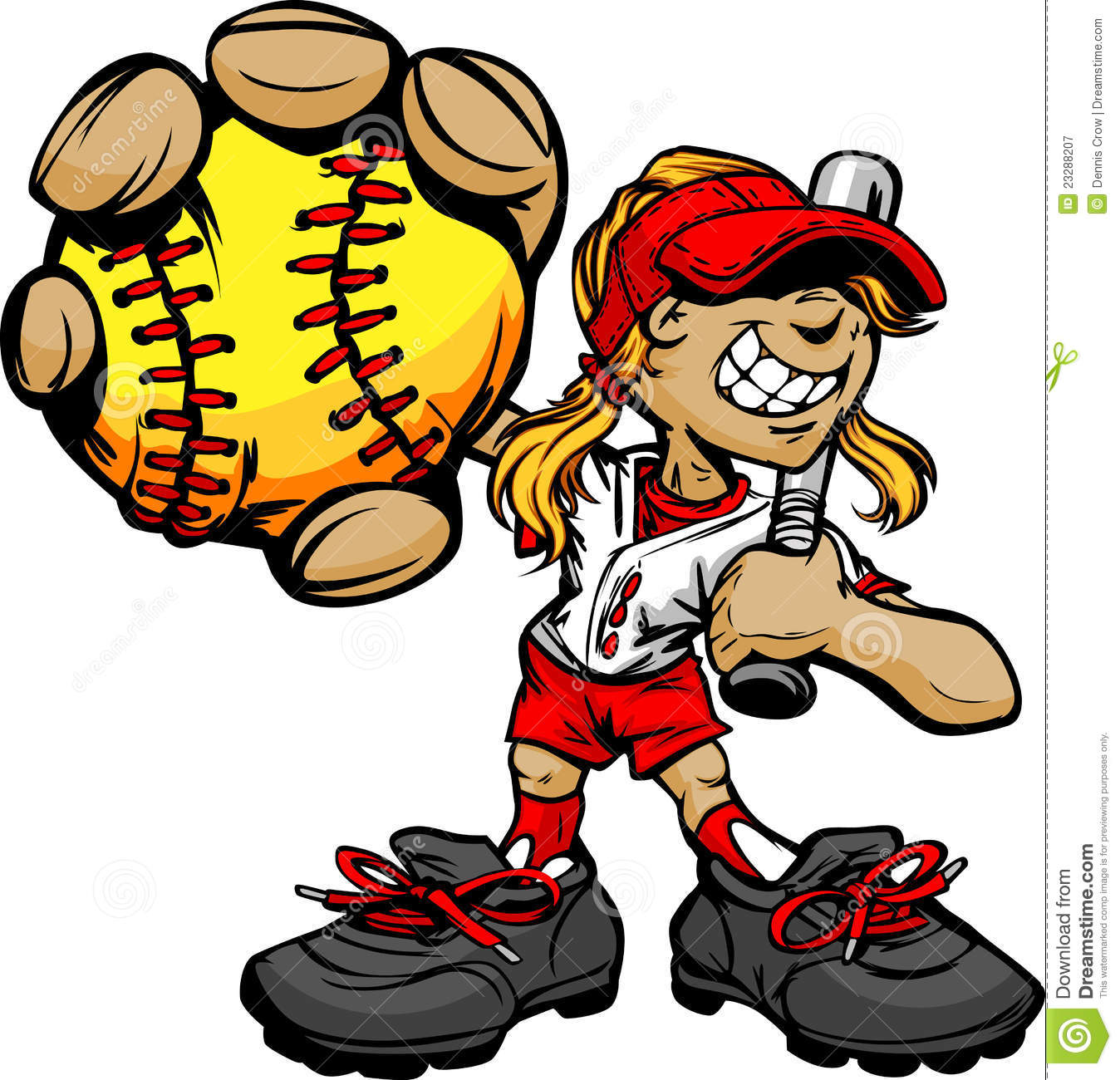 1348x1300 Collection Of Softball Ball And Bat Clipart High Quality