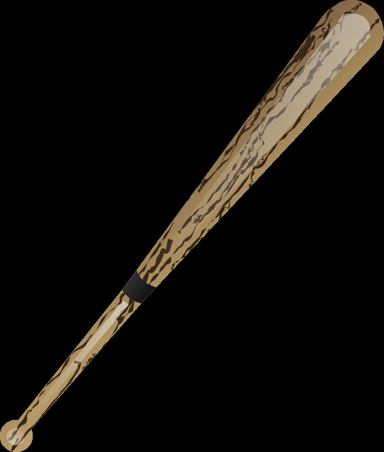 765x900 Image Of Clip Art Baseball Bat