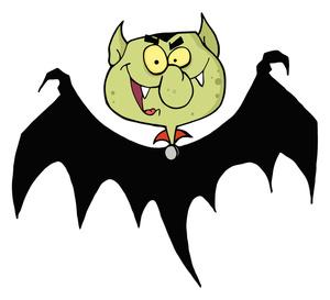 300x273 Vampire Bat Clipart