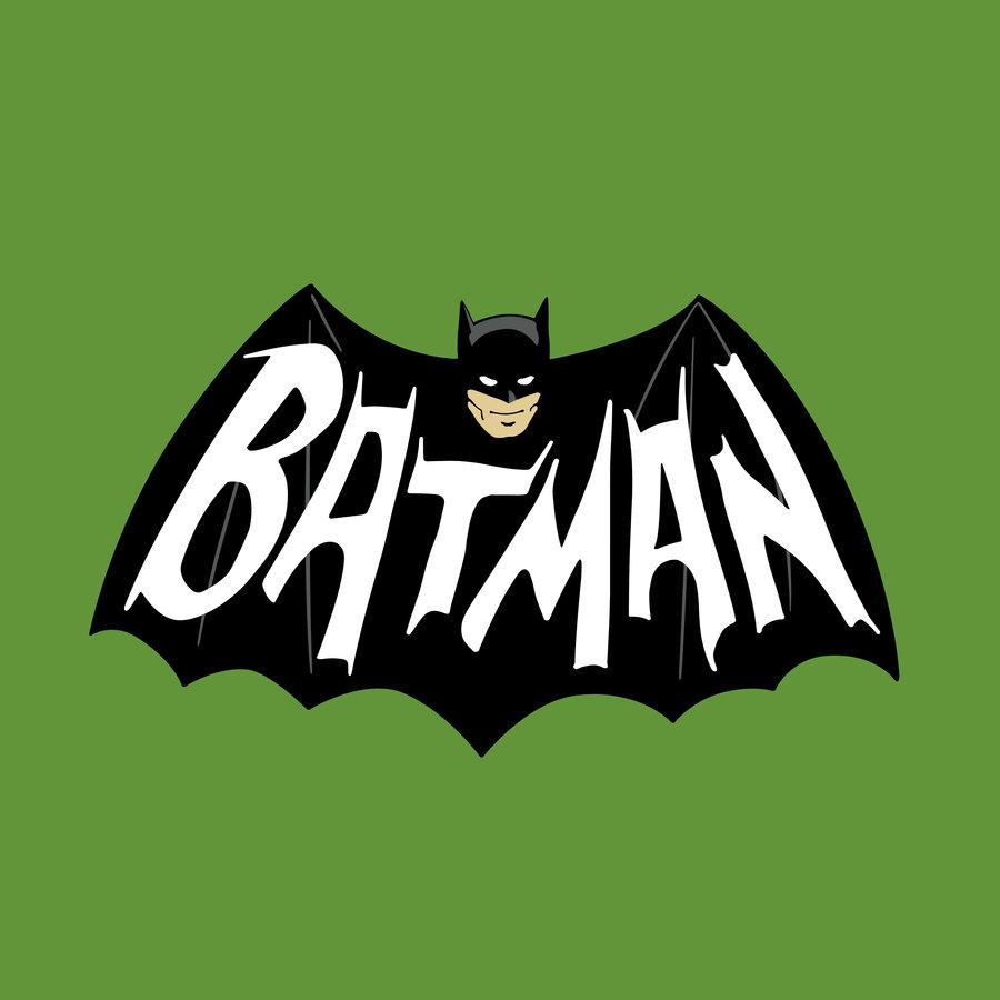900x900 Batman Clipart Classic