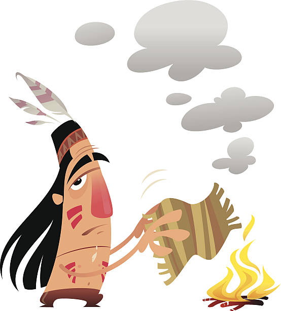 554x612 Collection Of Smoke Signal Clipart High Quality, Free