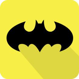 260x260 Batman The New 52 Logo Clip Art