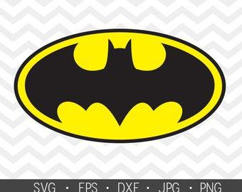 340x270 Batman Symbol Etsy