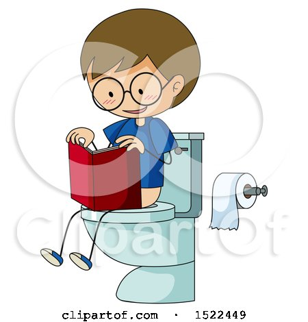 450x470 Royalty Free (Rf) Toilet Clipart, Illustrations, Vector Graphics