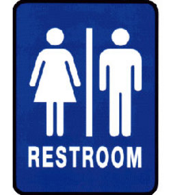 250x285 Stylish Restroom Signs Clip Art Bathroom Free Clipart