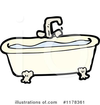 400x420 Bathtub Clipart