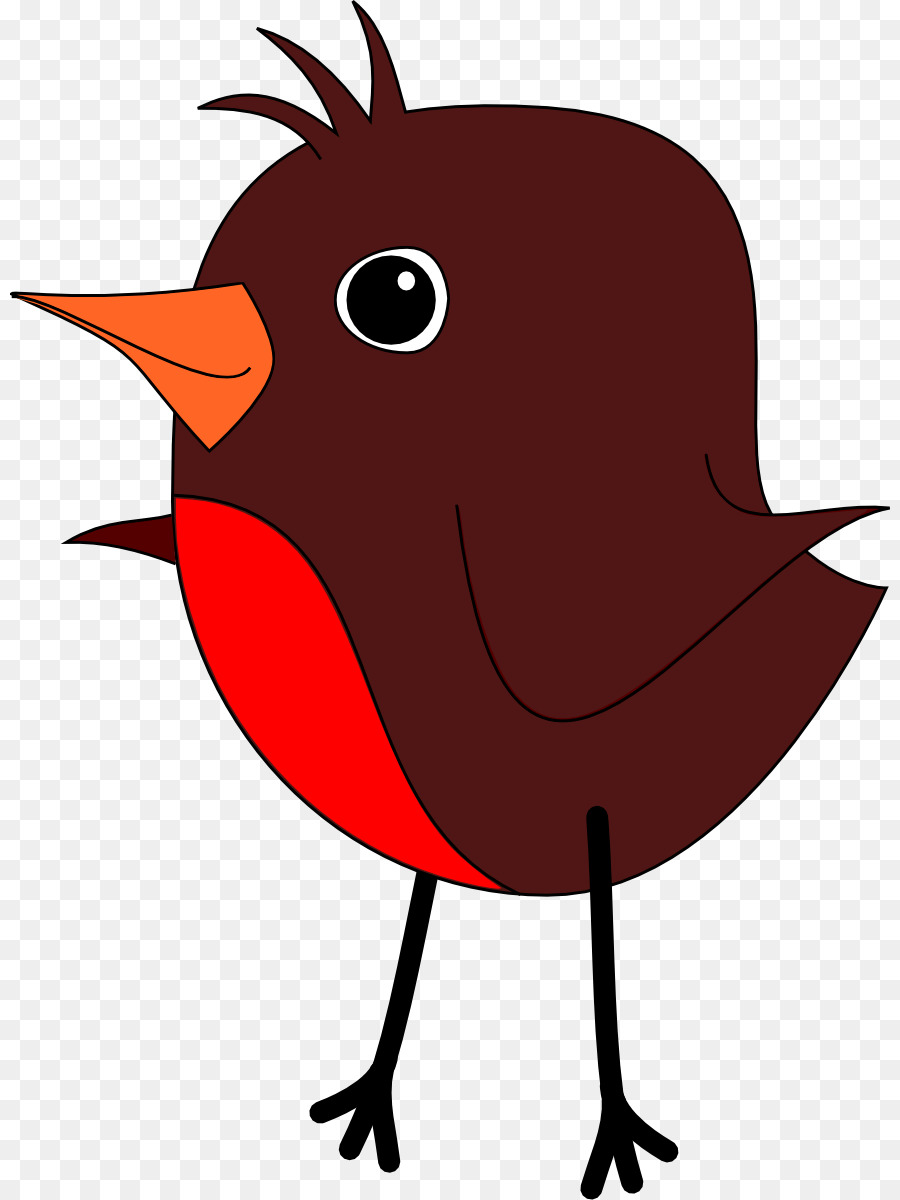 900x1200 Bird American Robin Clip Art