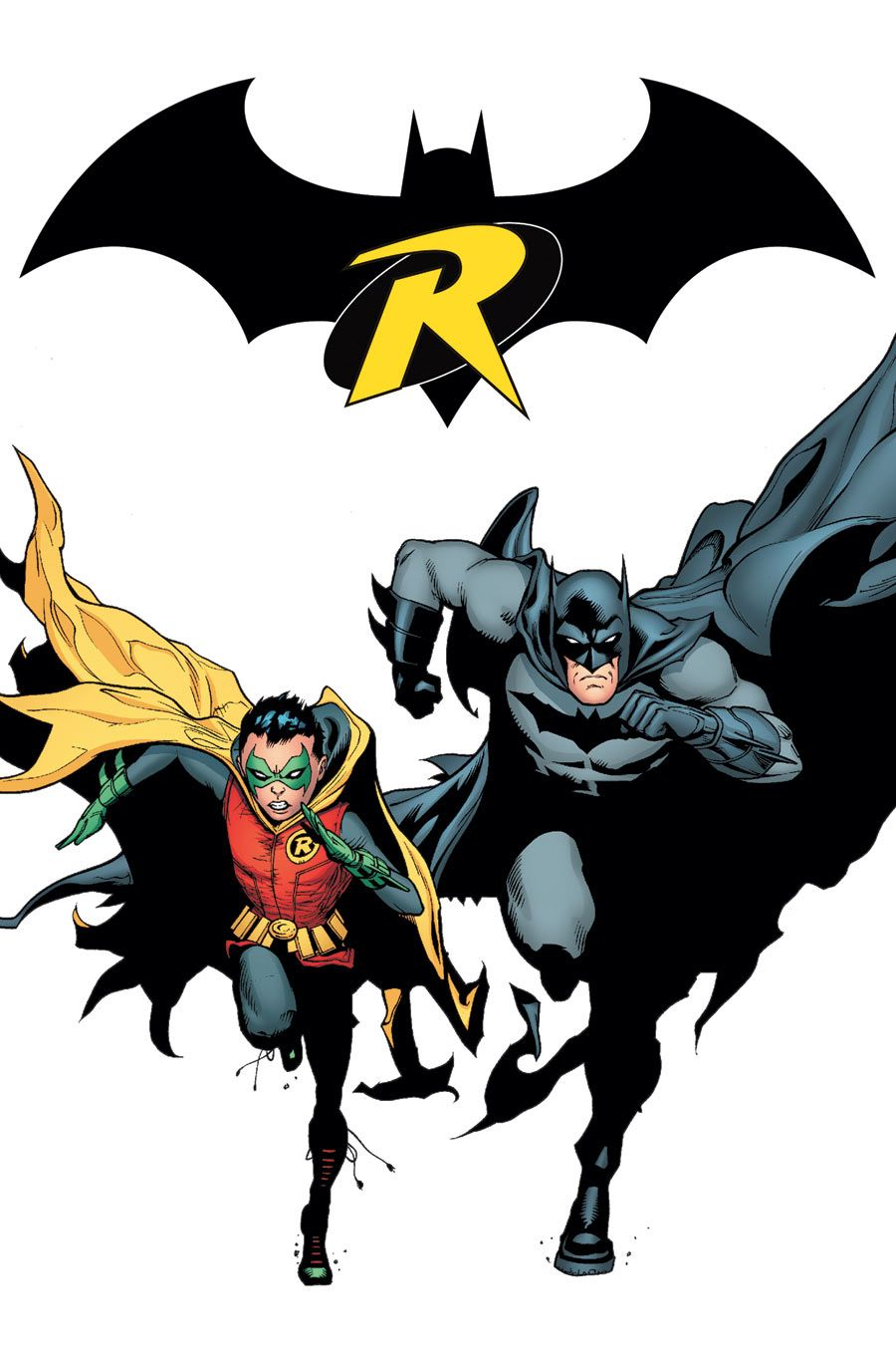 900x1366 Holy Blogging Batman! Lessons Comic Books Teach Us About Writing