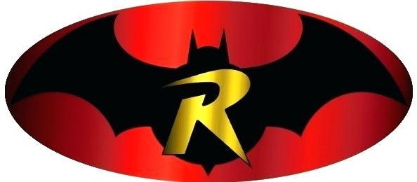 594x260 Batman And Robin Symbol Clip Art Themusicfoundry Future