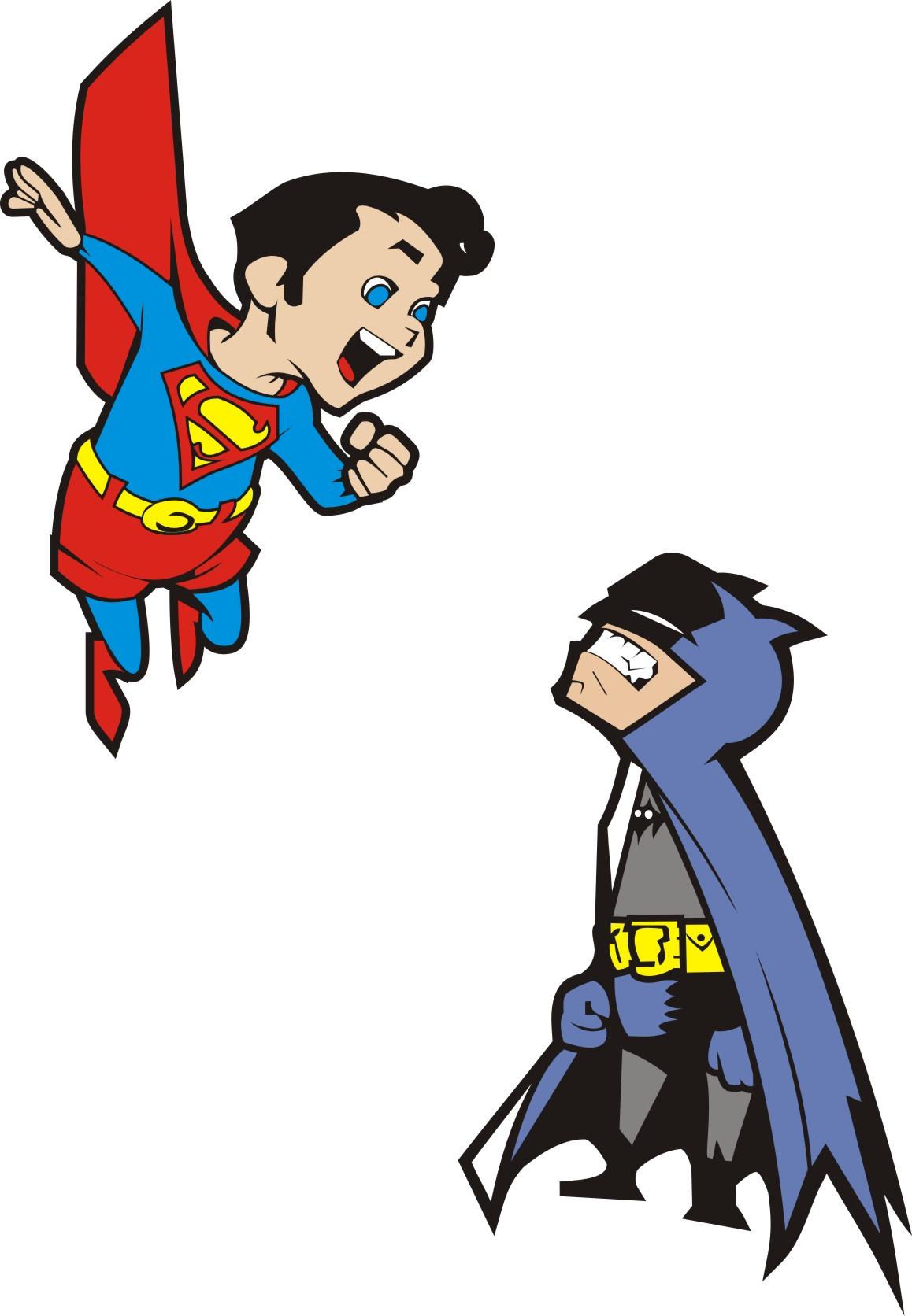 1158x1672 Batman And Superman Clipart