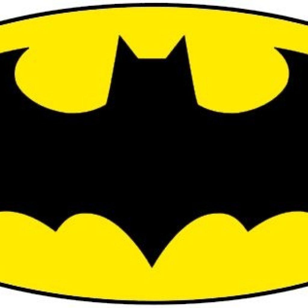 1024x1024 Batman Logo Clipart Elephant Clipart