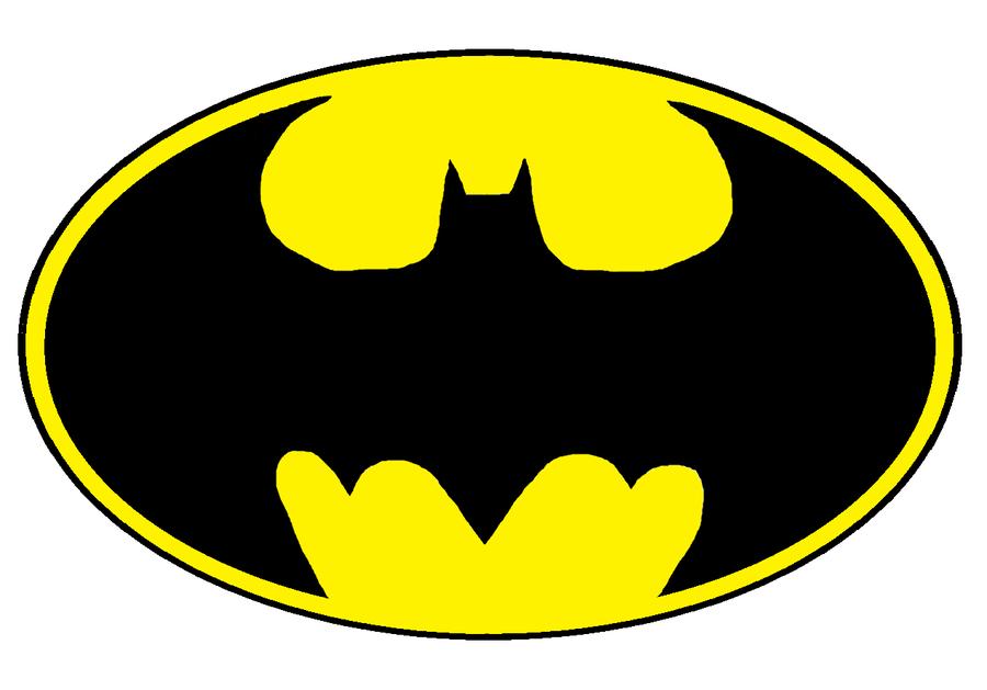 900x629 Free Printable Batman Logo