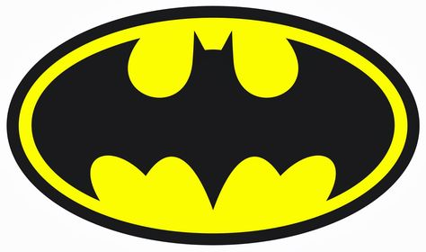 Batman Face Clipart