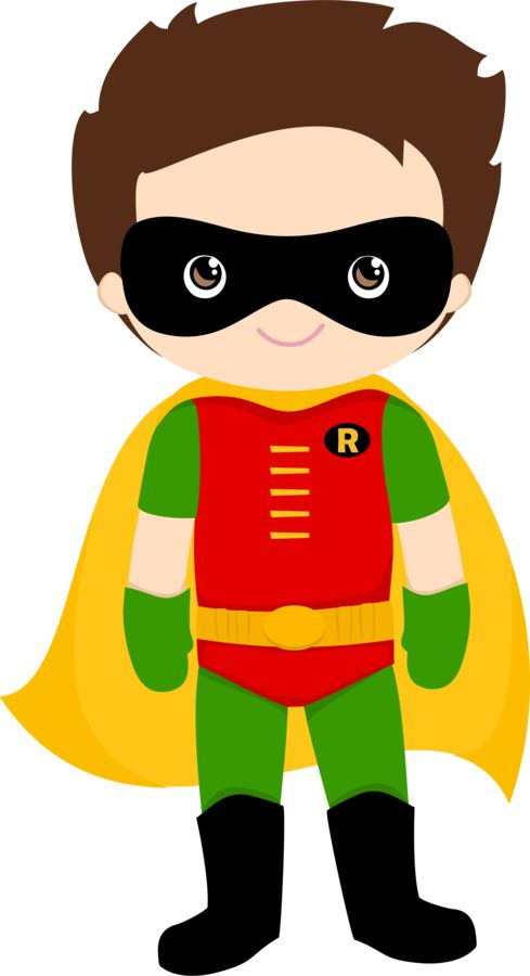 489x900 Little Boy Clipart Batman