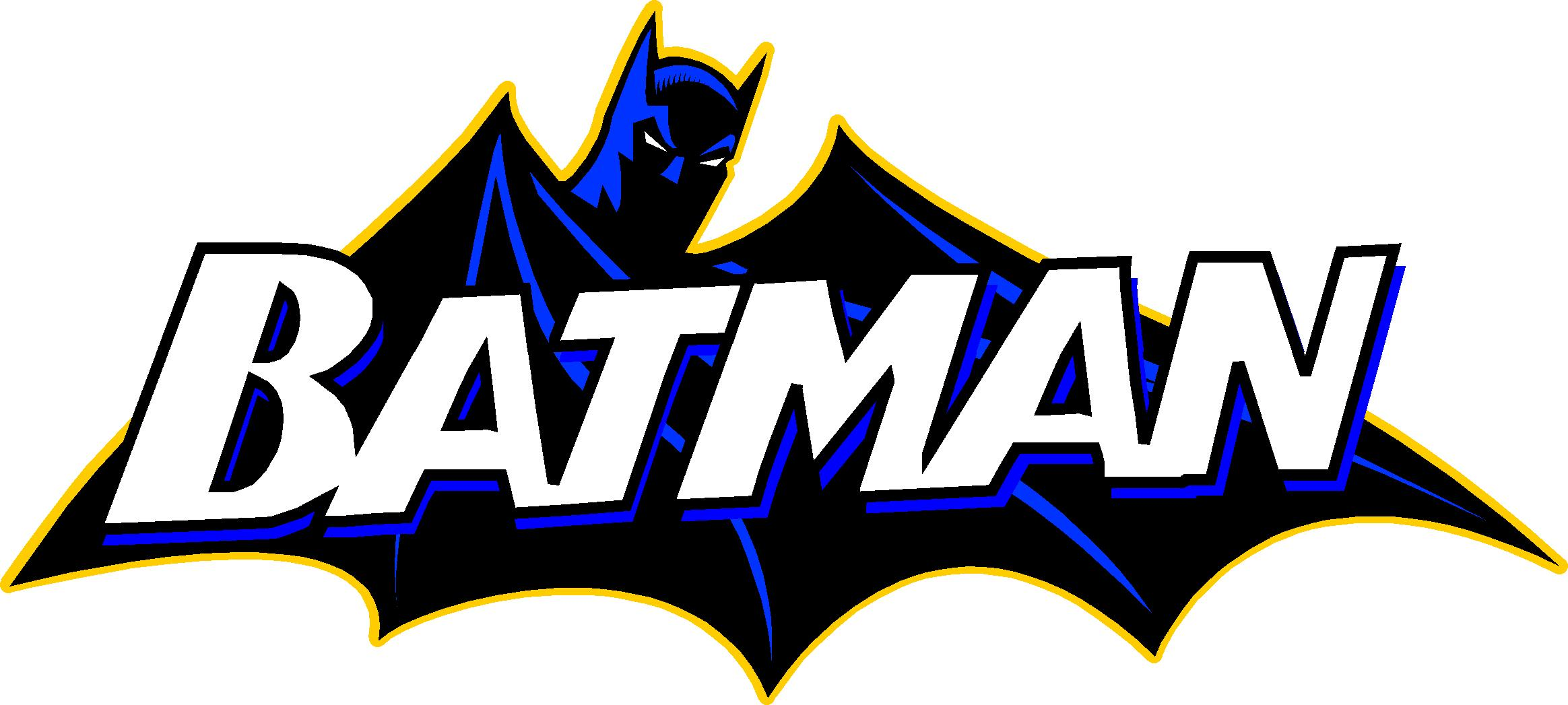 Batman Logo Clipart At GetDrawings