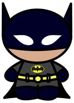 250x347 Mini Clipart Batman