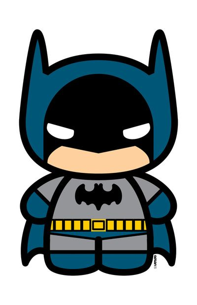 400x619 Collection Of Little Batman Drawing High Quality, Free