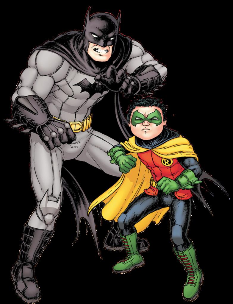 783x1021 Batman And Robin Png Clipart Png Mart