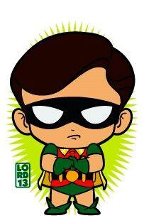 203x314 158 Best Batman, Robin And Friends Images On Batman