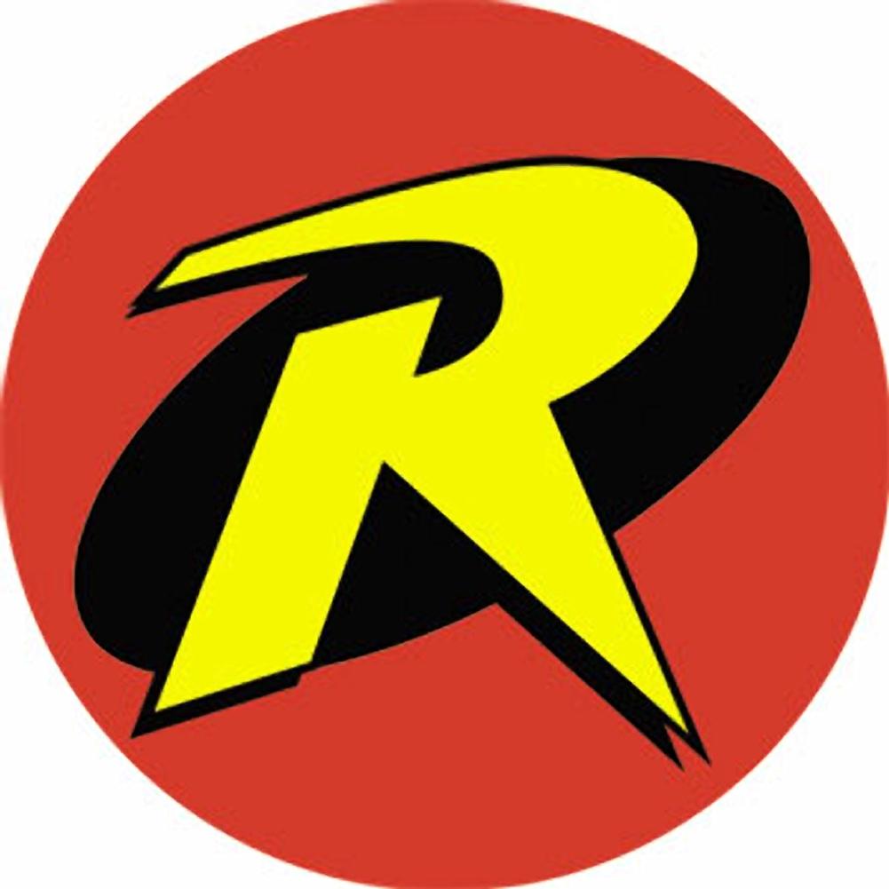 1001x1001 Clip Art Batman And Robin Symbol Clip Art