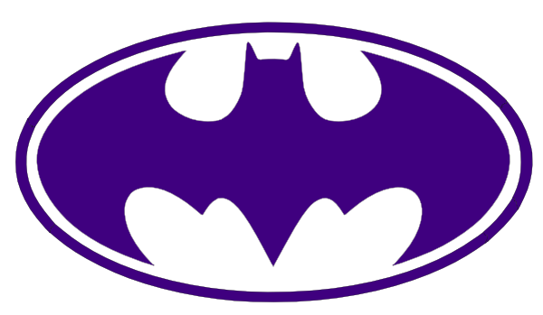 600x349 Large Batman Logo Clip Art