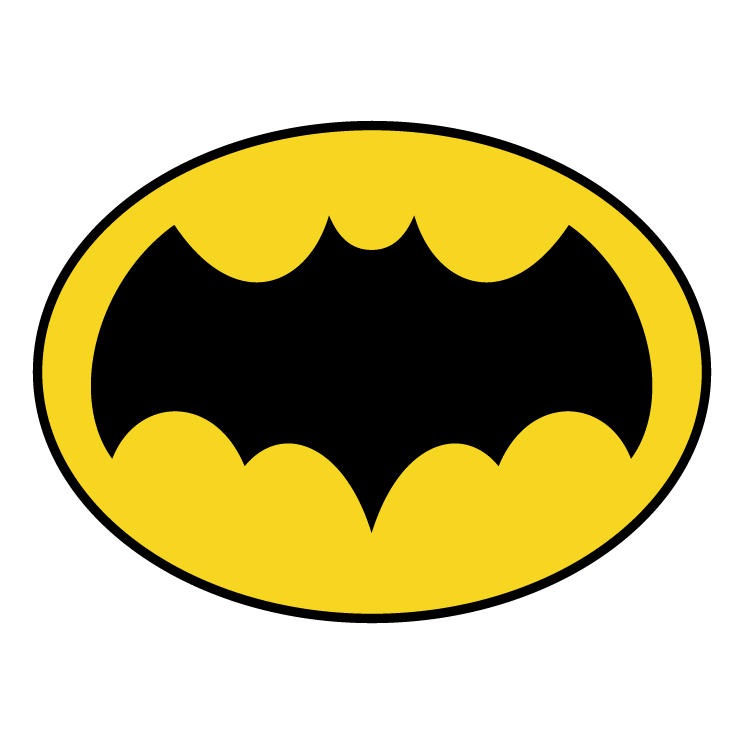 745x745 Batman Clipart Shield