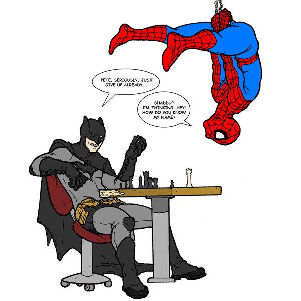 600x600 Spiderman Clipart Batman Superman Free Collection Download