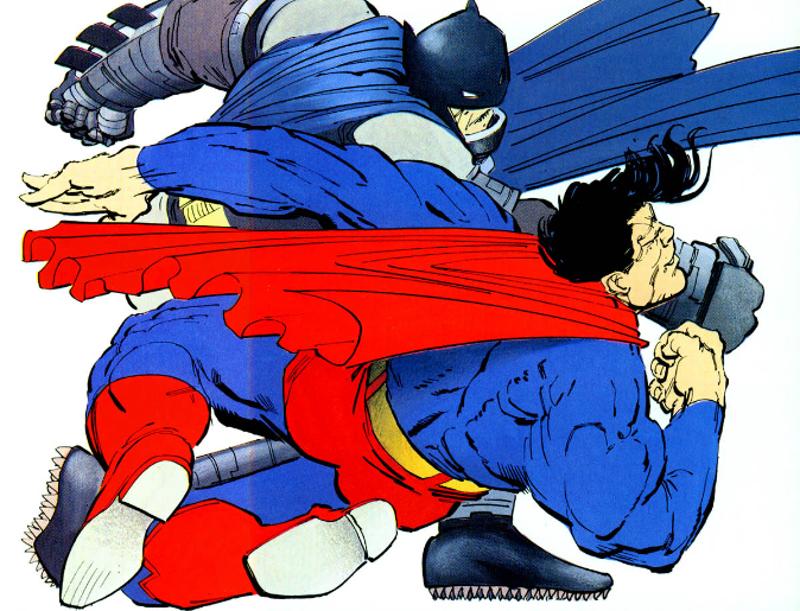 800x611 Batman V Superman Their History Of Conflict