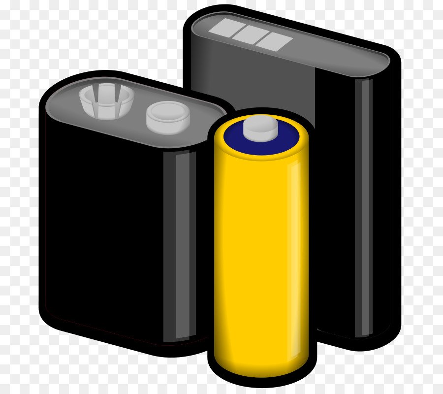 900x800 Nine Volt Battery Clip Art