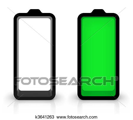 450x407 Battery Charging Clipart