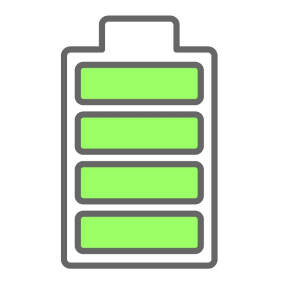 950x950 Battery Charging Clipart Free Download Clip Art Free Image