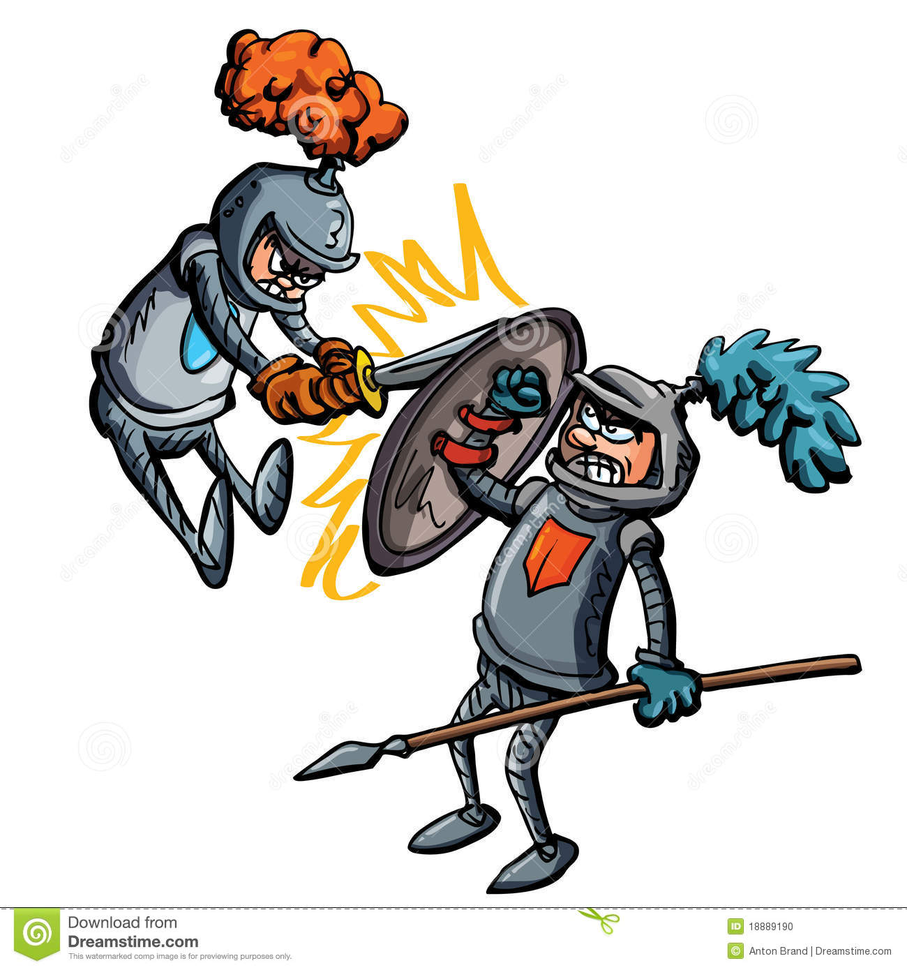 1300x1390 Fight Clipart Knight
