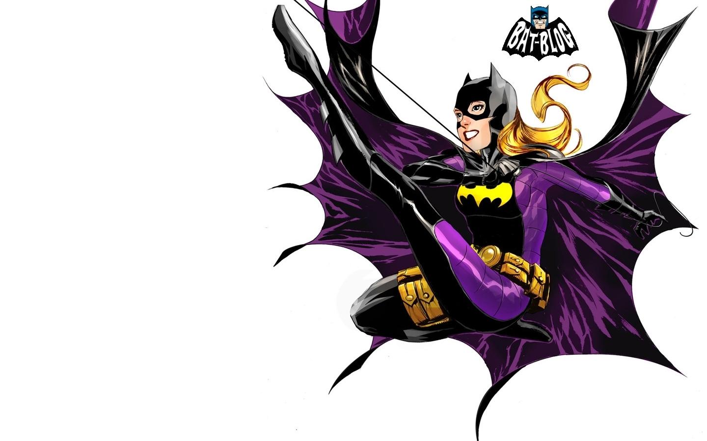 1440x900 Clip Art Batgirl Clip Art