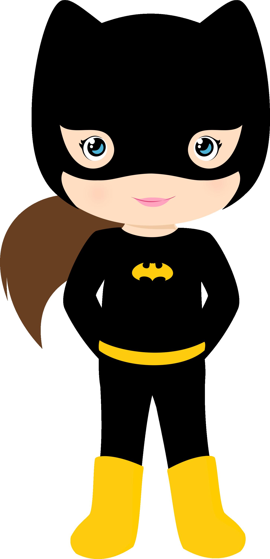 1452x3001 Batgirl Party Ideas Batgirl, Clip Art And Felting