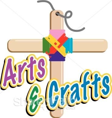 368x388 Kids Arts And Crafts Clip Art