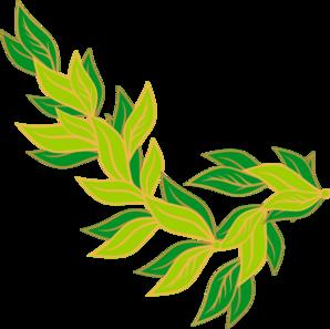 298x297 Leaf Clip Art