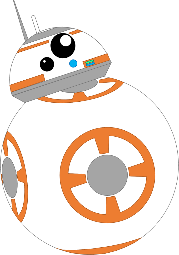 752x1066 Bb8 Clipart Group