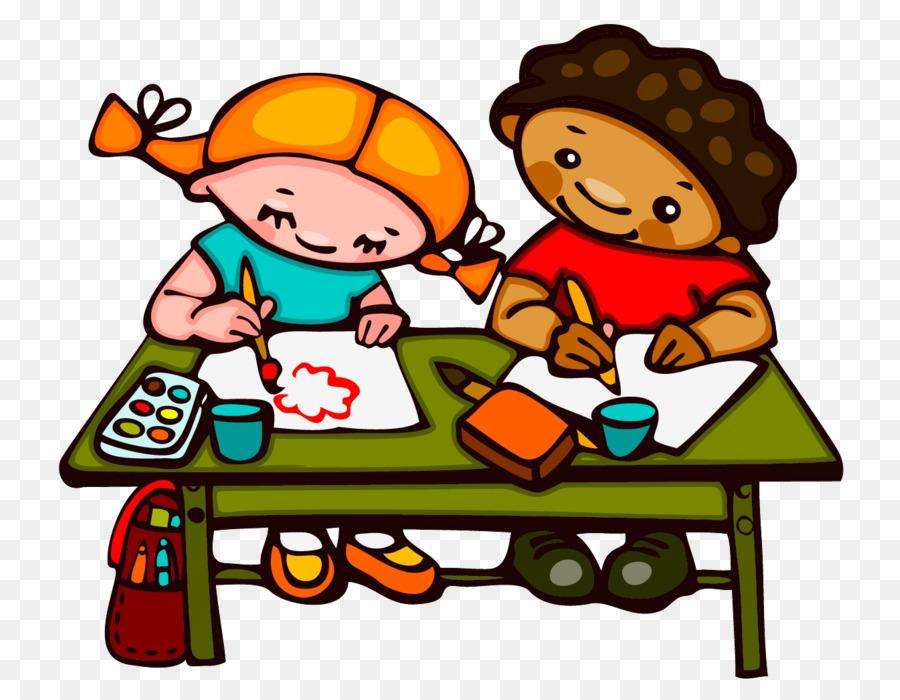 900x700 Drawing Child School Clip Art