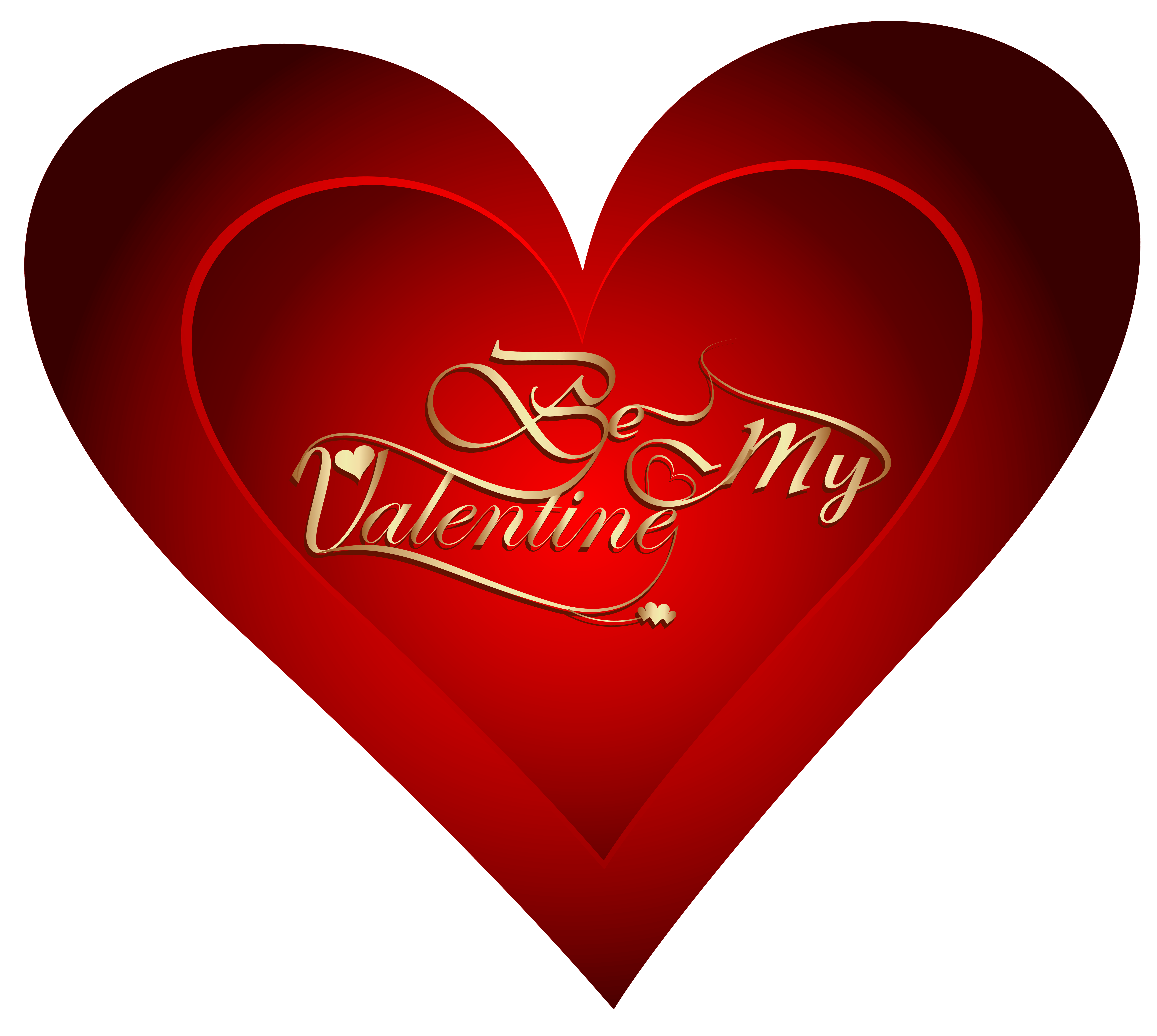 6221x5571 Be My Valentine Heart Png Clipart Imageu200b Gallery Yopriceville