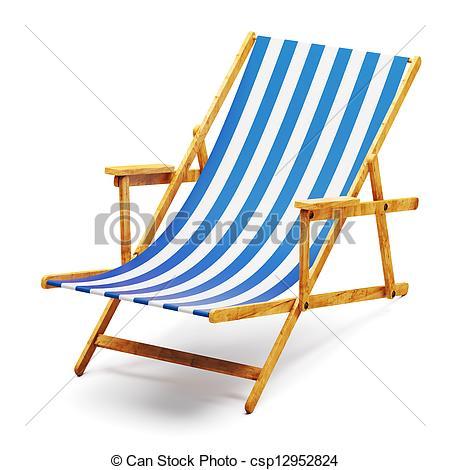 450x470 Beach Chairs Clipart