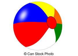 270x194 Nonsensical Beach Ball Clipart Clip Art At Clker Com Vector Online