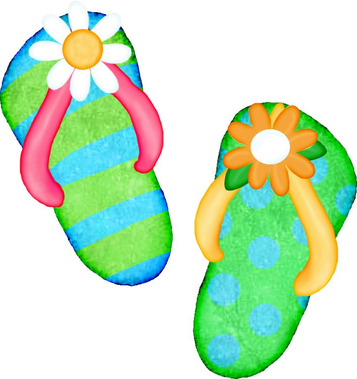 Beach Clipart For Kids