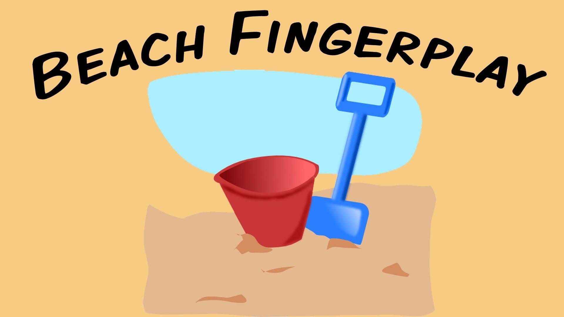 1920x1080 Beach Fingerplay Fingerplay Song For Children